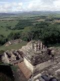 Yachilan, Mayan Ruins, Mexico Fotoprint av Alexander Nesbitt