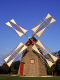 Cape Cod's Oldest Windmill, 1680s, MA Photographic Print by Jeff Greenberg