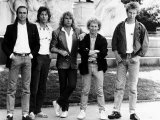 Statis Quo the Pop Group of the Eighties Stampa fotografica