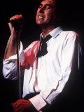 Bryan Ferry Roxy Music Lámina fotográfica