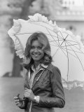 Olivia Newton John, UK Eurovision Song Contest Entrant, 1974 Photographic Print