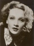 Marlene Dietrich German Film Actress in Soft Focus Photographic Print