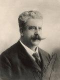 Ruggero Leoncavallo Italian Opera Composer Photographic Print