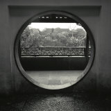 Photographs of Garden in Suzhou China Photographic Print by Keith Levit