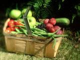 Fruit and Vegetables from the Garden, Kent Valokuvavedos tekijänä David Tipling
