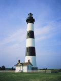 Bodie Island Lighthouse, Part of the Cape Hatteras National Seashore Photographic Print by Vlad Kharitonov