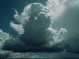 Cumulonimbus Clouds, Western Australia Photographic Print by Sam Abell