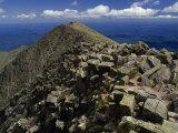 Mount Katahdin, Appalachian Trail, Maine Photographic Print by Phil Schermeister