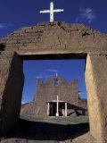 Picuris Pueblo, New Mexico, USA Photographic Print by Judith Haden