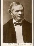 Cesar Franck, Belgian Composer and Musician Photographic Print