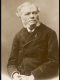 Cesar Franck, Belgian Composer and Musician Photographic Print