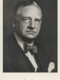 Otto Loewi American Pharmacologist Born in Germany Lámina fotográfica