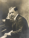 Franz Lehar Hungarian Composer and Conductor Photographic Print
