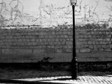 Rue Du Mont Cenis, Paris, France Fotografisk trykk av Ellen Kamp