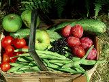 Garden Fruits Valokuvavedos tekijänä David Tipling