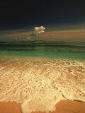 Empty Beach, S.W. Fiji Islands Photographic Print by Scott Winer
