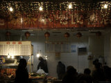Nightlife in Chongqing, China Fotografie-Druck von Ryan Ross