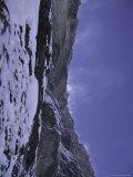 North Face of Eiger Landscape, Switzerland Reproduction photographique par Michael Brown