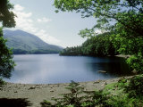 View South Over Thirlmere Resevoir from Northern Shore, Cumbria, UK Photographic Print by Ian West