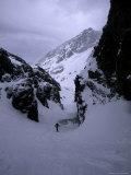 Ski Mountaineering Reproduction photographique par Michael Brown