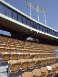 Oakland Stadium, California, USA Fotografisk tryk