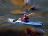 Ocoee River Tennessee, USA Lámina fotográfica