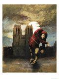 The Hunchback of Notre Dame Giclee Print by Arthur Ranson