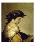 The Poem Giclée-tryk af Salvator Rosa