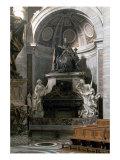 Monument to Urban VIII Giclée-tryk af Bernini, Giovanni Lorenzo