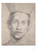 Portrait of a Cardinal Lámina giclée por  Domenichino