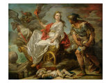 Jason and Medea, 1759 Giclee Print by Carle van Loo