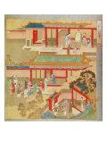 Emperor Hsuan Tsung Gicléedruk