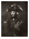 Lord Viscount Nelson Giclee Print by Richard Westall