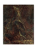Satan Calling Up His Legions Giclee Print by William Callow