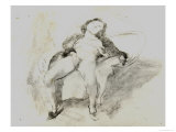 Docile Rebecca, 1929 Giclee Print by Jules Pascin