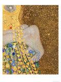 El beso, 1907-08 Lámina giclée por Gustav Klimt