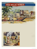 Wee Willie Winkie Has Fun in Thailand Giclee Print by John Worsley