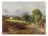 The Entrance to Fen Lane Giclee Print by John Constable