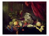 Naturaleza muerta Lámina giclée por Jan Davidsz. de Heem