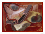 The Book, 1924 Giclee-trykk av Juan Gris