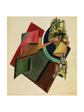 Picturesque Composition, 1919 Giclee Print by Alexander Rodchenko
