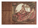 Kuan-Yin, Goddess of Compassion Gicléedruk