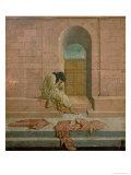 The Abandoned Reproduction procédé giclée par Sandro Botticelli