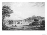 Godmersham Park, Kent, the Seat of Thomas Knight Esq., Pub. in 1785 Giclee Print by William Watts
