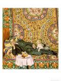 Portrait of Vsevolod Yemilievich Meyerhold Giclee Print by Petr Petrovic Konchalovsky