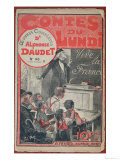 Cover of Les Contes du Lundi by Alphonse Daudet Giclee Print by Jose Roy