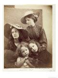 Summer Days, c.1866 Lámina giclée por Julia Margaret Cameron
