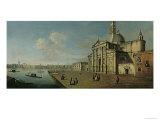 San Giorgio Maggiore, Venice Impressão giclée por  Canaletto