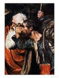 Do You See Yonder Wicket-Gate , The Pilgrim's Progress Macgregor, Pub.Jack, 1907 Giclee Print by John Byam Shaw