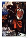 Interpreter Called For a Manservant of His, The Pilgrim's Progress Macgregor, Pub. Jack, 1907 Giclee Print by John Byam Shaw